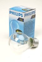 Лампа PHILIPS A55 40W E27 Clear